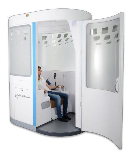 Une cabine de télémédecine chez le pharmacien | le monde de la e-santé | Scoop.it