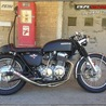 Building a 1974 Honda CB750 Cafe Racer