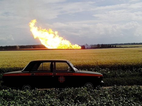 Pipeline Explosion In Ukraine Could Be 'Act Of Terrorism' - NPR (blog) | SecureOil | Scoop.it