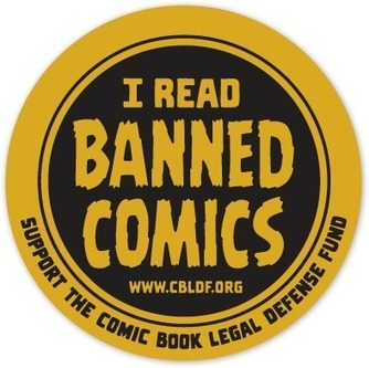 CBLDF Podcast Episode 6: Comics in Education, Live from NYCC! | Comic Book Legal Defense Fund | Literacy, Education and Common Core Standards in School and at Home | Scoop.it