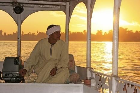Luxor's 160 kW solar energy plants would make sun god Ra proud | Green Prophet | Egyptology and Archaeology | Scoop.it