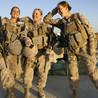 Women Being in Combat