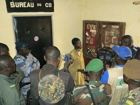 A Bamako, les médias restent sans voix   DocPresseESJ   Scoop.it