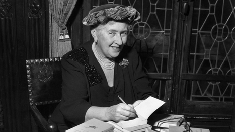 10 Things You May Not Know About Agatha Christie - History in the Headlines | Construction Information | Scoop.it