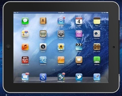 Projecting Your iPad Wirelessly - Without an Apple TV - iPads in Education | Edtech PK-12 | Scoop.it