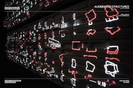 The Augmented City: Istanbul's Data, Made Visible in Glitchy Structures | Technologies for Event, Show and Entertainment | Scoop.it