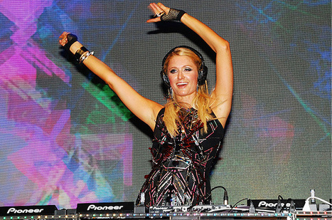 Paris Hilton To Perform As Resident DJ At Amnesia Ibiza's Foam Party | LOL-musique 4ever | Scoop.it