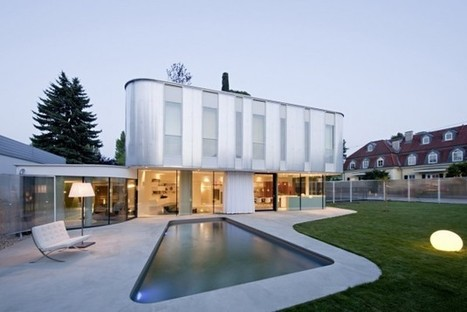 House in Rodaun by Caramel Architects | Rendons visibles l'architecture et les architectes | Scoop.it