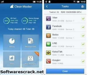clean master full apk