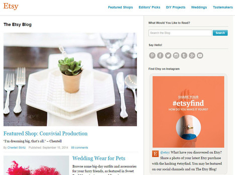 Ecommerce Sites: How You Should Do Content Marketing | Content Marketing and Curation for Small Business | Scoop.it