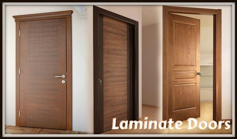 Incroyable Designer Door Laminates And Laminated Doors For Office