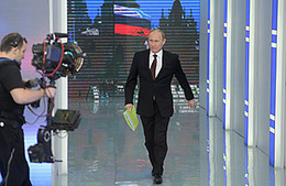 The Russian Winter: Putin Goes Prophylactic with the Protests | Coveting Freedom | Scoop.it