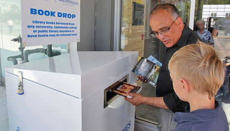 Library Drop Box added to Market | LibraryLinks LiensBiblio | Scoop.it