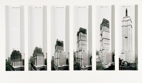 Construction of the Empire State, 1929-1931 | GenealoNet | Scoop.it
