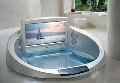 Top 10 des plus belles baignoires du monde la for Les plus belles salle de bain du monde