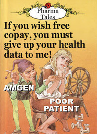 Amgen Wants to Own Your Protected Health Information in Exchange for Copay Card