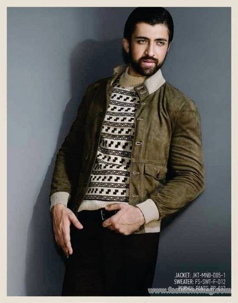 Gul Ahmed Ideas Winter Collection 2014 In Stores | Fashion Blog | Scoop.it