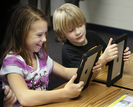 What does research really say about iPads in the classroom? | Digital TSL | Scoop.it