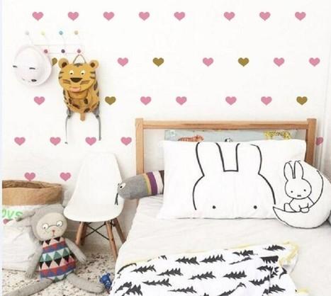 41 Motif Wallpaper Dinding Kamar Tidur Terbaru
