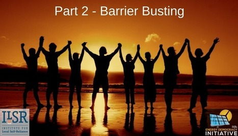 Beyond Sharing Report – Part 2: Barrier Busting | Social Finance Matters (investing and business models for good) | Scoop.it
