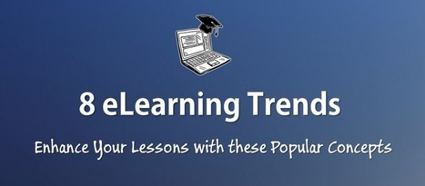 8 eLearning Trends to Enhance your Lessons | ExamTime | E-learning | Scoop.it