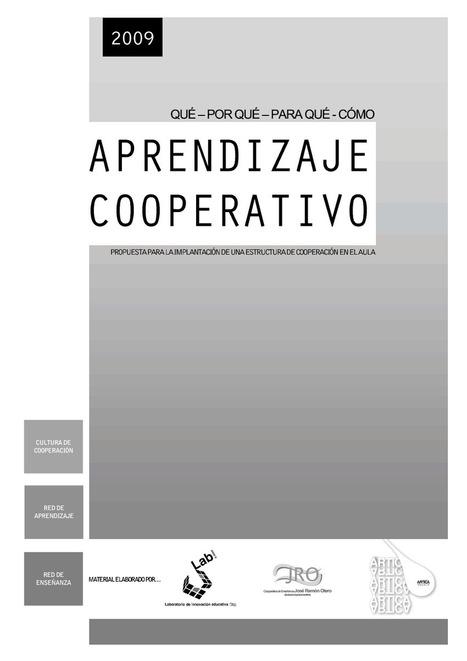 Aprendizaje cooperativo | Escolar | Scoop.it
