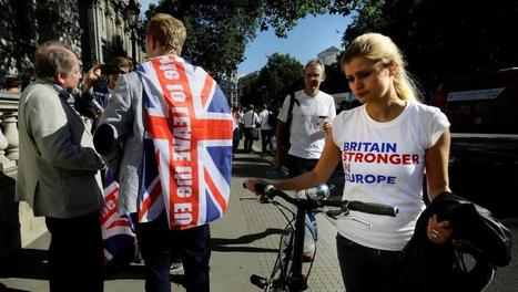 Après le Brexit, les actes racistes se multiplient au Royaume-Uni - Europe - RFI | Vers l'Europe du futur | Scoop.it