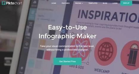 Piktochart. Un autre outil pour créer facilement des infographies – Les Outils Tice | E-apprentissage | Scoop.it