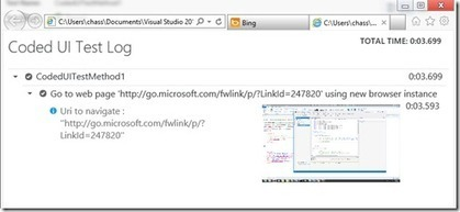 Enabling Coded UI Test playback logs in Visual Studio 2012 Release Candidate - Visual Studio ALM + Team Foundation Server Blog - Site Home - MSDN Blogs | Visual Studio ALM | Scoop.it