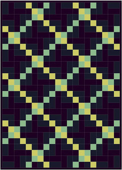 a little crispy: Free Quilt Pattern Friday! Windmill - Blog | Public Domain-all free | Scoop.it