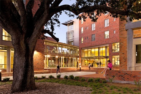 2013 SCUP/AIA-CAE Excellence in Architecture for a New Building, Honor Award, Tulane University   SCUP Links   Scoop.it