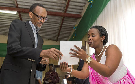 Rwanda's leader joins the African autocrats who rewrite the law to hold power | Psycholitics & Psychonomics | Scoop.it