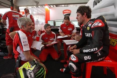 Sepang Test Day 2: Ducati Team Making Progress | Ductalk Ducati News | Scoop.it