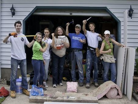 Church groups to celebrate Sandy relief in Morristown | Hurricane Sandy Exploring Implications | Scoop.it