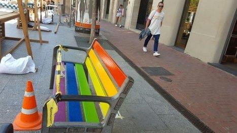 La Rambla i places de Terrassa treuen l'orgull contra la LGTBfòbia