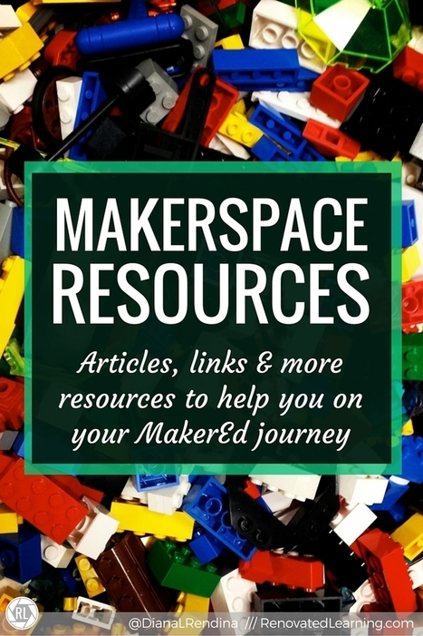 Makerspace Resources | LibraryHints2012 | Scoop.it