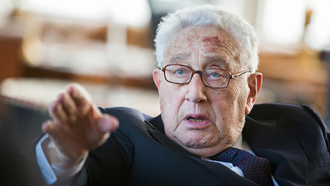 Kissinger warns of West's 'fatal mistake' that may lead to new Cold War   Saif al Islam   Scoop.it
