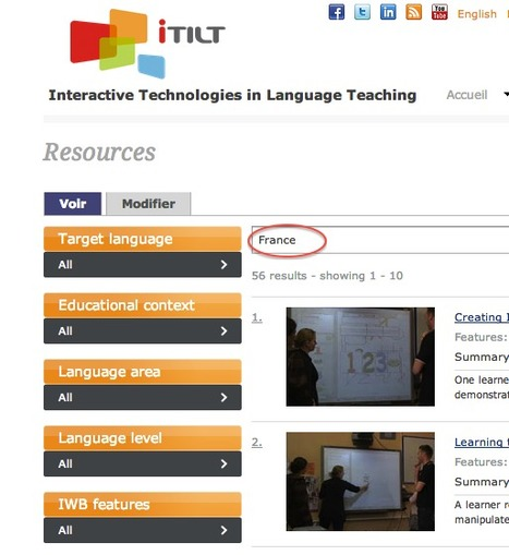 Resources for Foreign language Teaching | Tech in teaching | Scoop.it