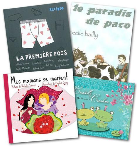 Livres: l'homosexualité s'invite au rayon jeunesse - Têtu | Les Enfants et la Lecture | Scoop.it