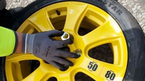 Universal spare tire works on nearly every car | Xposed | Scoop.it