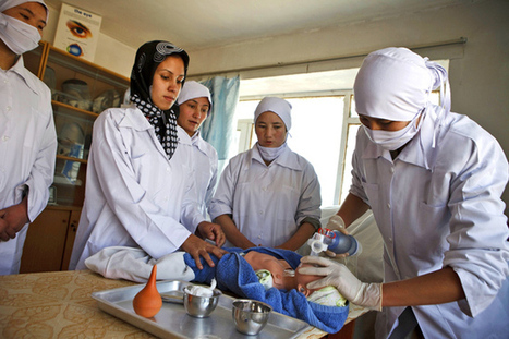 Innovative Technology and Trainings Empower New Generation of Midwives | New Security Beat | Mobile Technology in Health Care | Scoop.it