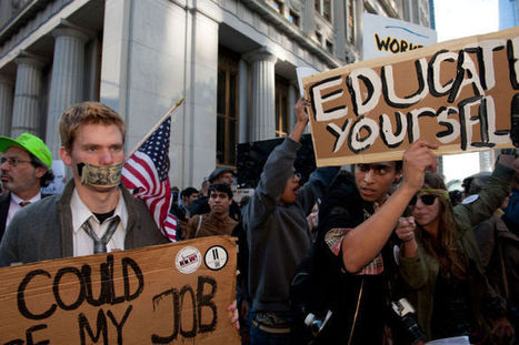The Occupy Movement Takes on Student Debt - The New Yorker | #OccupyWallstreet | Scoop.it