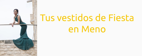 Tienda de Ropa online - Vestidos de Fiesta Baratos - Meno | Promocion Online | Scoop.it