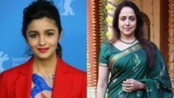 Hema Malini: Alia Bhatt can play the role of Ba