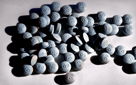 CDC study: Painkiller addictions worst drug epidemic in US history | Amazing Science | Scoop.it