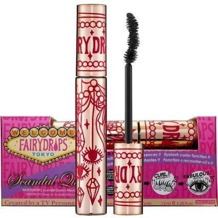 46a20e233ff Best reviews of FAIRYDROPS Scandal Queen Mascara Black | Best Beauty Eye  Makeup | Scoop.