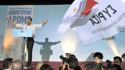 SYRIZA rising: what's next for the movements in Greece? | ROAR Magazine | Peer2Politics | Scoop.it