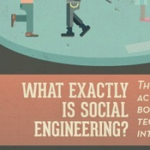 Hacking the Mind: Why Social Engineering Works | Visual.ly | digitalcuration | Scoop.it