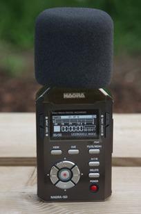 Wildlife Sound Recording Society - Nagra SD solid state card recorder | MediaMentor | Scoop.it