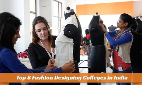 Top 8 Fashion Designing Colleges In India Edu